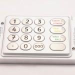 Клавиатура NCR USB EPP-2 без подогрева