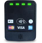 Без контактный NFC считыватель банковских карт