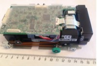 Картридер моторизированный Sankyo ICT3K5